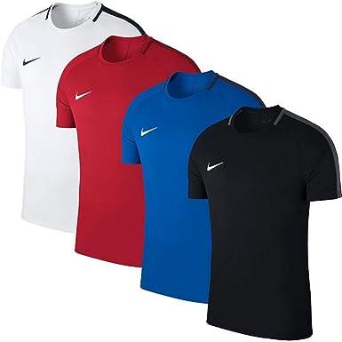 Es barato envase Morgue  Amazon.com: Nike Dri-FIT Academy Men's Soccer Top: Clothing