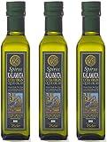 トザバラス 飲む オリーブオイル エキストラバージン 酸度 0.2% ギリシャ産 250ml 3本セット