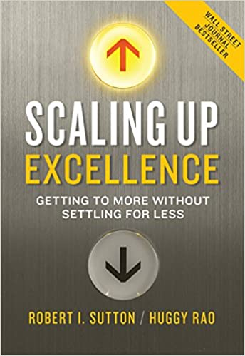 Up ebook scaling excellence