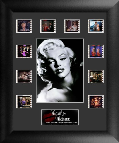 Marilyn Monroe (S1) MGC Mini Montage by Film Cells
