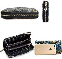 70599fe7b1cf Jadedragon Women Elegant and generous Long Purse Wallet Coin Purse ...