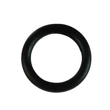 Amazon.com: California Exotics Rubber Ring, Black, Small: Health ...
