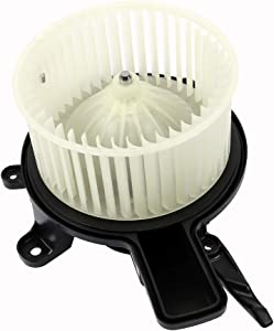 ACDelco 15-81982 GM Original Equipment Heating and Air Conditioning Auxiliary Blower Motor Assembly
