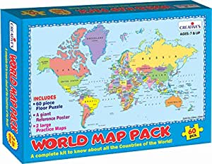Creative's World Map Pack 0277