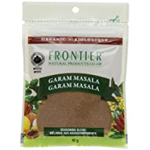 Frontier Natural Products Coop Bulk Garam Masala Pouch, French/English, 42-Gram