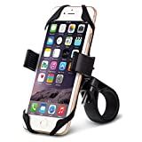 Okra Universal Bicycle & Motorcycle Phone Bike Mount Holder [Most Secure] Handlebar Holder for all Smartphones [Lifetime Warranty]