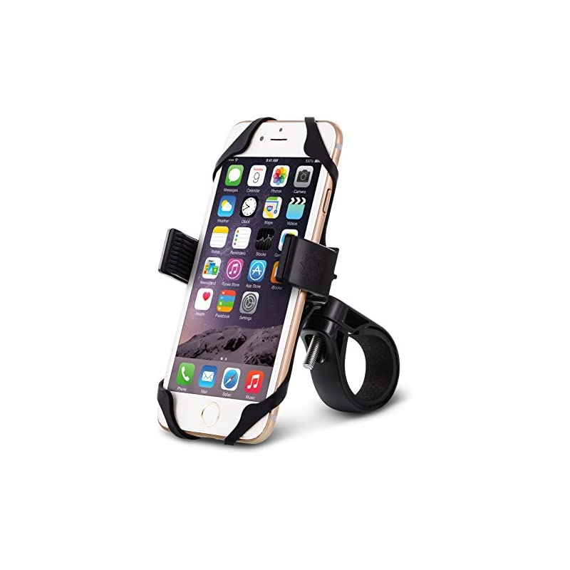 Okra Bicycle Motorcycle Phone Mount Hold