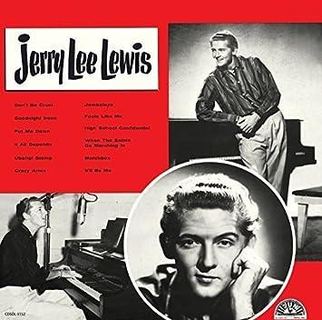 Amazon | ジェリー・リー・ルイス(紙ジャケット) | ジェリー・リー ...