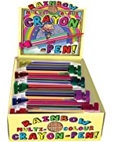 House of Marbles Rainbow Crayon Pen