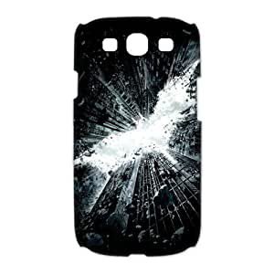 The Collapsing High Buildings in Batman 3D-printed Hard Case for Samsung Galaxy S3 I9300