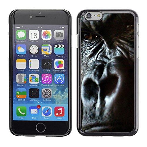 "Premio Sottile Slim Cassa Custodia Case Cover Shell // V00003361 gorilla portrait // Apple iPhone 6 6S 6G PLUS 5.5"""