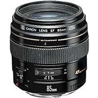 Canon EF 85mm f 1.8 USM Lens - International Version (No Warranty)