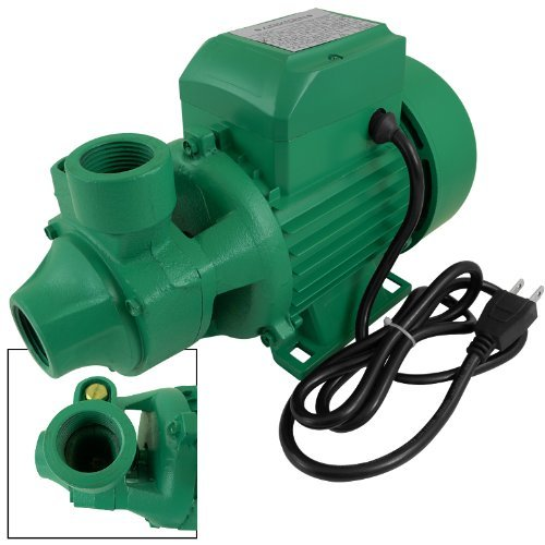 1hp Electric Water Pump Centrifugal 1 Inlet Outlet