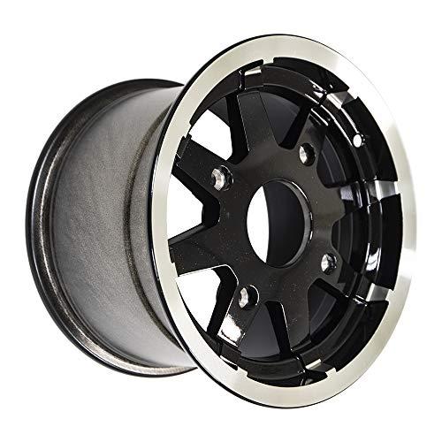Polaris Aluminum Rear Wheel - OEM Rear Wheel Aluminum Rim 12x8 2009-2013 Polaris RZR S 4 570 800 900