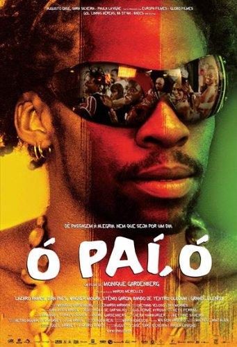 Pa?, Poster Movie Brazilian 11x17 Lßzaro Ramos Dira Paes Wagner Moura St?nio Garcia