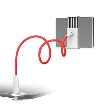 CRYSNERY Soporte Universal para teléfono móvil con Clip Flexible ...