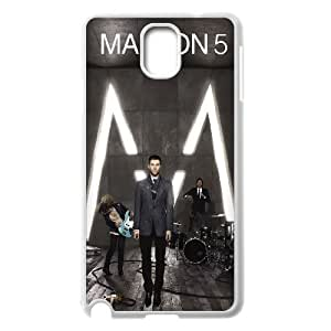 C-EUR Customized Print Maroon 5 Hard Skin Case Compatible For Samsung Galaxy Note 3 N9000