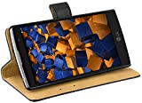 mumbi Ledertasche im Bookstyle für LG Magna / G4C Tasche