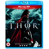 Thor 3D [Blu-ray]