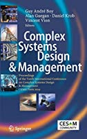 Complex Systems Design & Management Front Cover