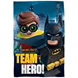 LEGO Batman Movie Hero Fleece Blanket