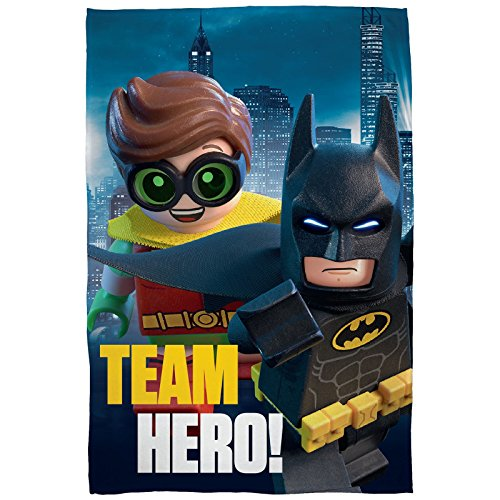 LEGO Batman Movie Hero Fleece -