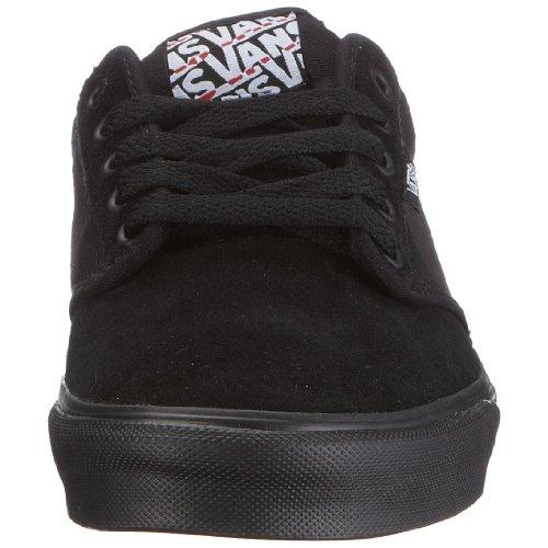 Nero Sneaker Nero Schwarz Atwood Nero Uomo Vans Cqx7nvwpt