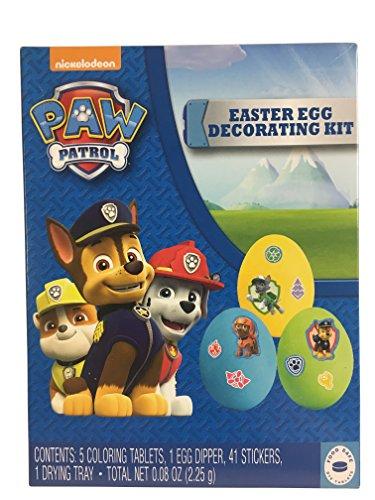 Paw Patrol Easter Egg Decorating Kit