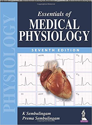 Essentials of medical physiology 9789385999116 medicine health essentials of medical physiology 7th edition fandeluxe Choice Image