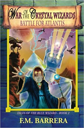 war of the crystal wizards battle for atlantis tales of the blue