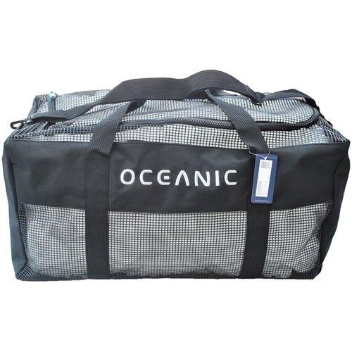 - Oceanic Mesh Duffel Bag