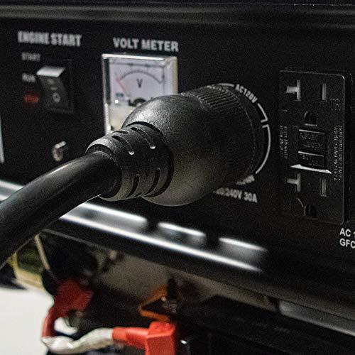 DuroMax Hybrid Dual Fuel XP4400EH 4,400-Watt Portable Generator by DuroMax (Image #15)