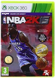 NBA 2K15: microsoft xbox 360: Amazon.es: Videojuegos