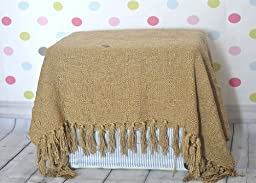 Newborn Baby photography photo props polyester Basket Stuffer Background blanket rug TZ13