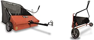 Agri-Fab 45-0492 Lawn Sweeper, 44-Inch & 45-0473 SmartLink Master Platform