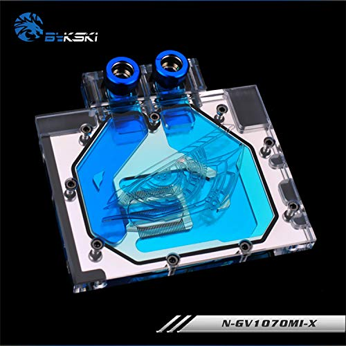 Amazon com: Full-Cover Computer Water Cooling Block for Gigabyte