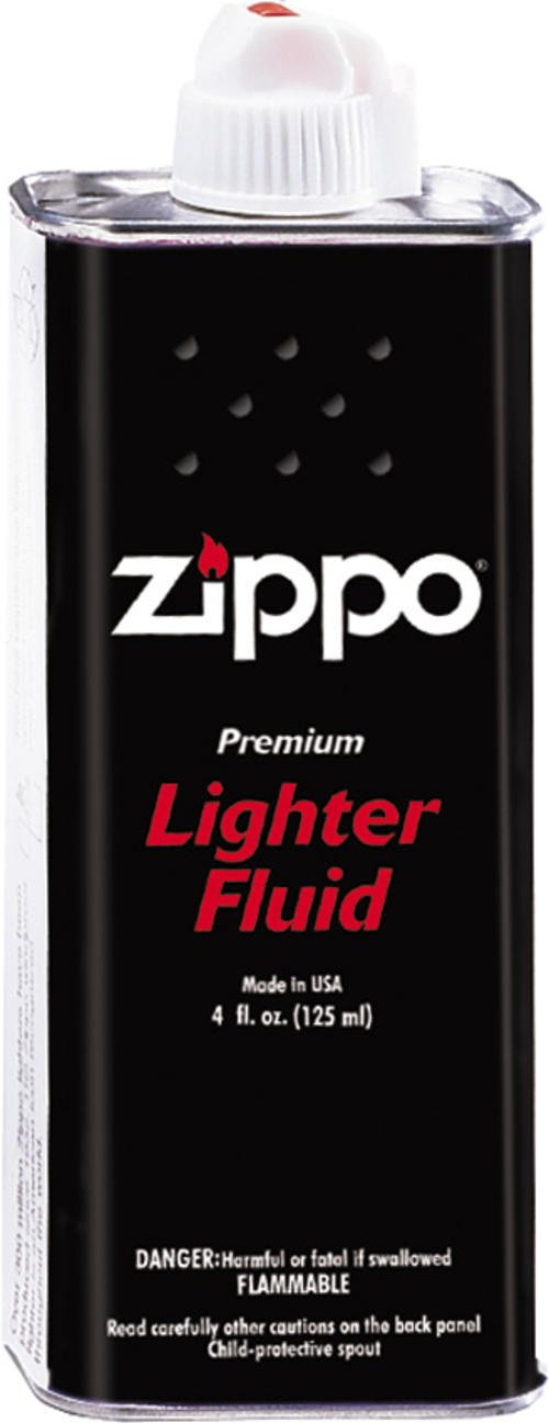 Zippo 30049 Lighter Premium Fluid 4 oz. Can 12 Pack by Zippo (Image #1)
