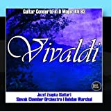 Vivaldi: Guitar Concerto in D Major RV 93 by Slovak Chamber Orchestra & Bohdan Warchal