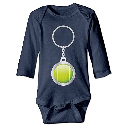 Price comparison product image OEDEWWS Handcuffs Law And Order Baby Long 100% Cotton Sleeveless Lap Shoulder Bodysuits