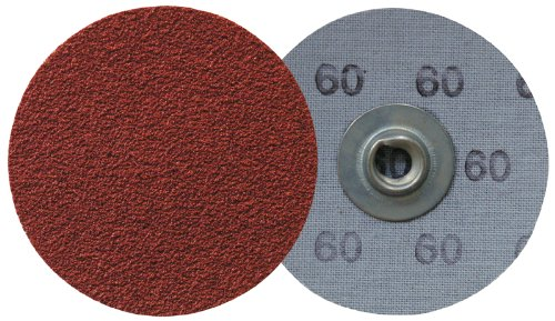 KLINGSPOR Quickchange Disc QMC 412 50 MM/Pack of 100/240 Grain 295205
