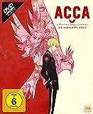 ACCA, 3 DVD (Gesamtedition)