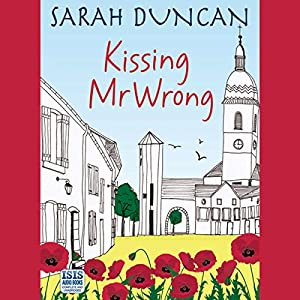 Kissing Mr Wrong Audiobook