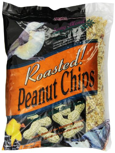 Peanut Blend (F.M. Brown's Song Blend Roasted Peanut Chips for Pets, 3-Pound)