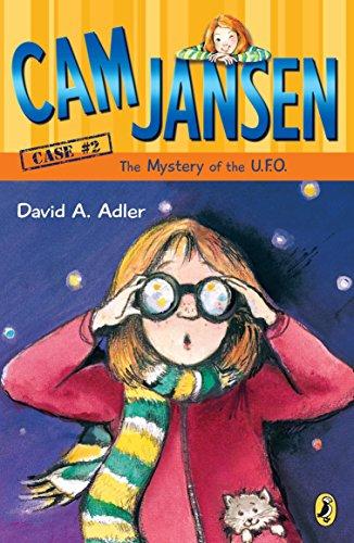 Books : Cam Jansen: the Mystery of the U.F.O. #2