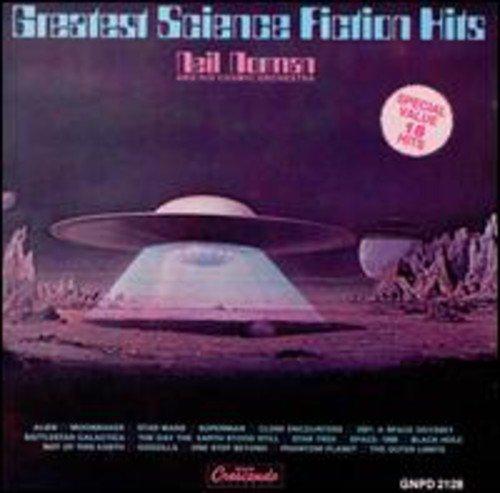 Los mejores éxitos de la ciencia ficción