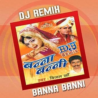 Banni banni song remix by dj ( harishwar) youtube.