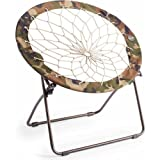 Bunjo Bungee Chair, Camouflage, Set of 2