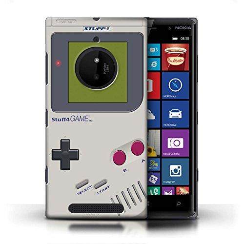 Kobalt® Imprimé Etui / Coque pour Nokia Lumia 830 / Game Boy conception / Série Console (jeux vidéo)