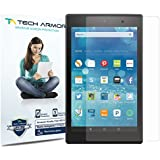 """Tech Armor Amazon Kindle Fire HD Screen Protector, Anti-Glare Matte Film for Kindle Fire HD 8"""" (2015/2016/2017) [2-Pack]"""