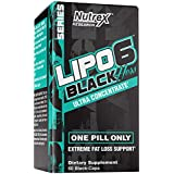 Nutrex Research Lipo-6 Black Hers Ultra...